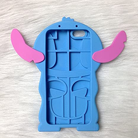 iPhone 6s Case, iPhone 6 Case, Cute 3D Cartoon Lovely Lilo Stitch ...