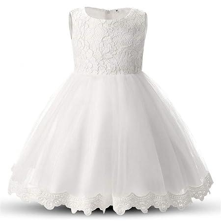 Vestido de traje de princesa Baby Girls Flor Boda Concurso ...