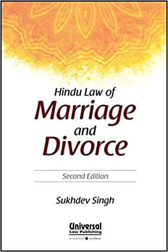 Buy Hindu Law of Marriage and Divorce Book Online at Low