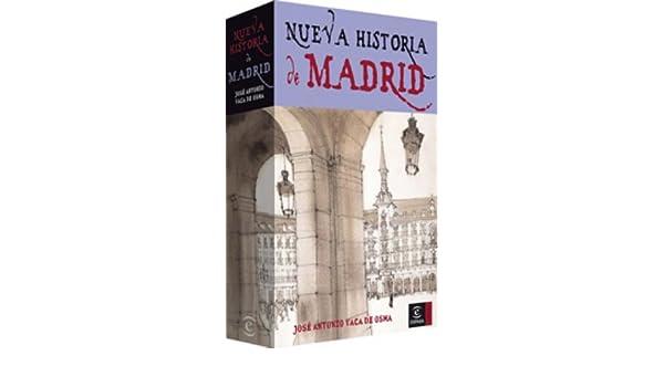 HISTORIA DE MADRID, HISTORIA DE UNA VIDA: La historia de Madrid contada por el Gato Madriles (Spanis