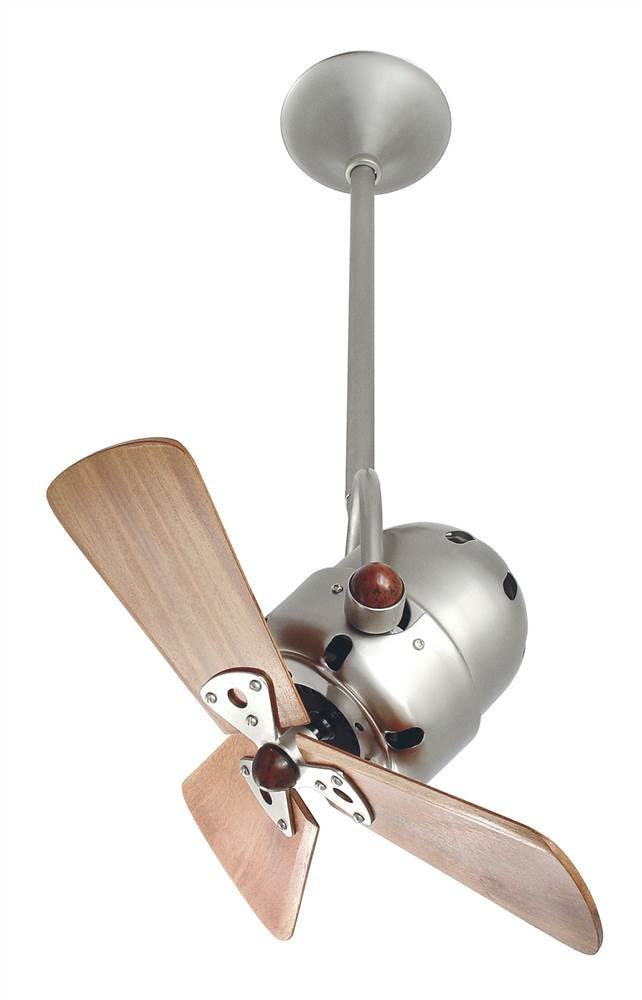 Bianca 13 in. Directional Ceiling Fan w Downrod