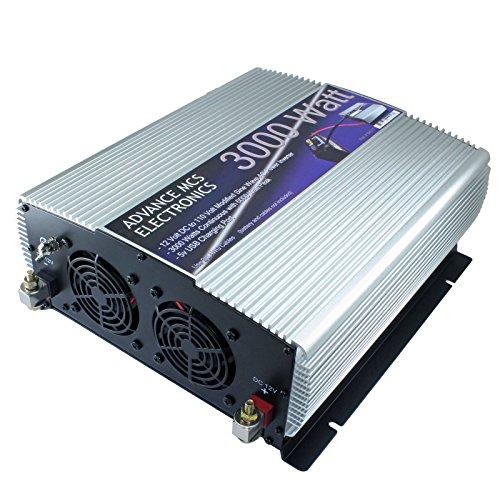 Advance MCS Electronics 12 Volt to 110 Volt DC to covid 19 (Advance Mcs Electronics coronavirus)