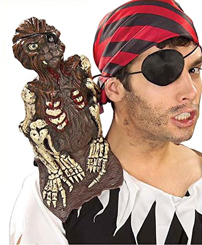 Rubie's Zombie Monkey Chimp Undead Pirate Costume Shoulder