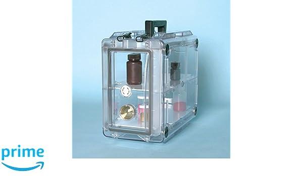 Bel-Art Secador 1.0 Blue Carrying Case Desiccator; 0.7 cu.ft. (F42070-0001): Science Lab Desiccator Accessories: Amazon.com: Office Products