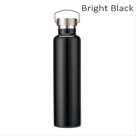 Botella de agua 350/500/600/750/1000 ml, de acero inoxidable ...