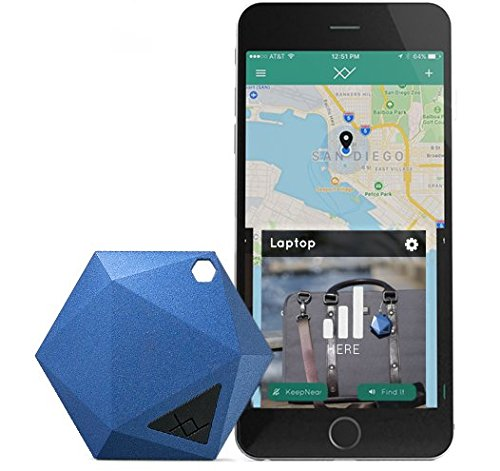 Xy Gps Tracker For Vehicles  Kids  Keys  Dogs  Luggage   Personal Tracking Device With App   Unlimited Range   Find Item Location In Real Time Worldwide   Includes Free 6 Month Data Plan