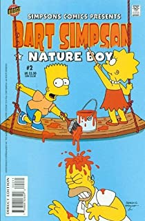 Simpsons Comics Presents Bart Simpson, No. 2: Nature Boy