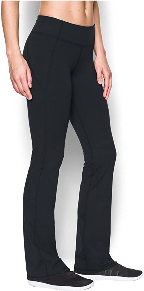 Under Armour Women's Mirror Boot Cut Pants