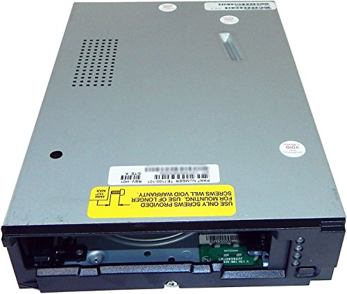 Dell PV124T LTO3 HH SAS Loader Tape Drive TE7100-101 by Dell
