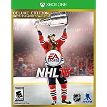NHL 16 - Deluxe Edition - Xbox One