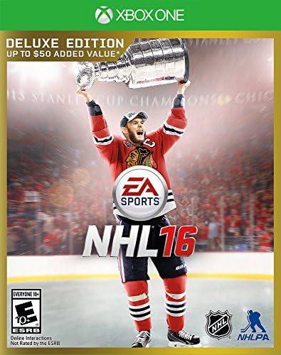 NHL 16 Deluxe Edition (輸入版:北米) - XboxOne