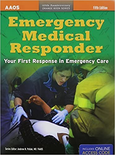 Book Emergency Medical Responder Advantage Package (Orange Book Series, 40th Anniversary) by American Academy of Orthopaedic Surgeons (AAOS) (2013-09-30)