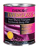 Evercoat Fibreglass 632 Everglass Short Strand Fiber Reinforced Filler - Quart