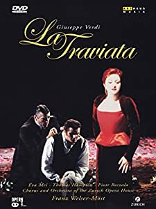 Verdi - La Traviata / Eva Mei, Piotr Beczala, Thomas Hampson, Franz Welser-Most, Zurich Opera
