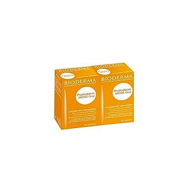 Bioderma Bioderma Photoderm Bronz Oral Pack - 5 ml: Amazon.es