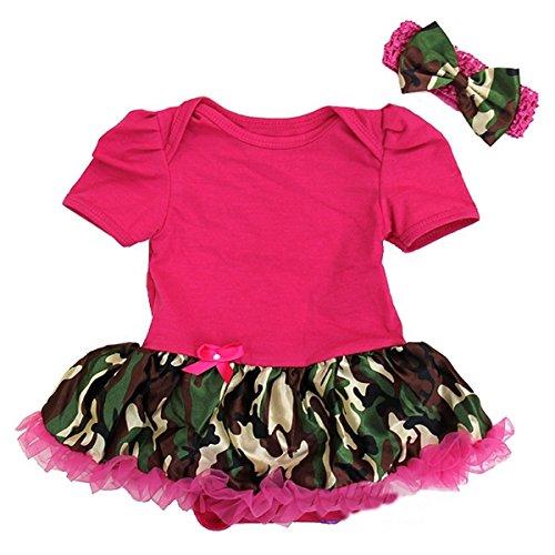 Baby-Hot-Pink-Camo-Bodysuit-Pettiskirt-and-Headband