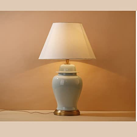 Lying Table Lamp American Table Lamp Living Room Large Table