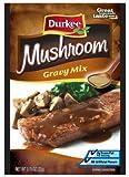 Durkee Mushroom Gravy 0.75oz (Pack of 12)