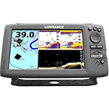 Lowrance Hook-9 Sonar/GPS Mid/High/Downscan Fishfinder
