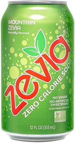 Soft Drinks: Mountain Zevia