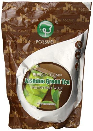 Mix Jasmine - Possmei Bubble Tea Mix Instant Powder, Jasmine Green Tea, 2.2 Pound