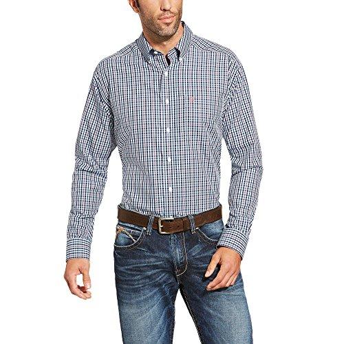 Ariat Men's Wrinkle Free Shirt