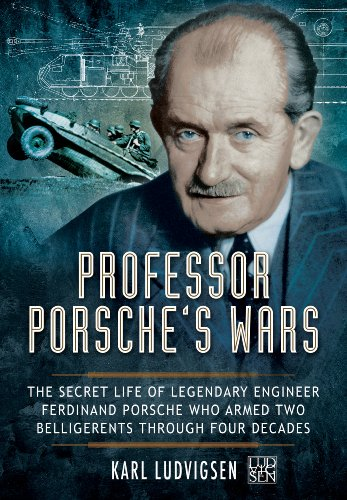 a biography of ferdinand porsche a german engineer From design engineer to entrepreneur ferdinand porsche designed the famous auto the german government appointed ferdinand porsche managing director for.