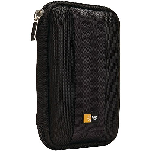 Price comparison product image Case Logic Portable Hard Drive Case (Black)