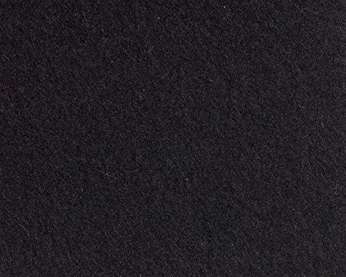 Wohntasche aus Filz (100% Wolle) von i.Punkt Schwarz prTYU