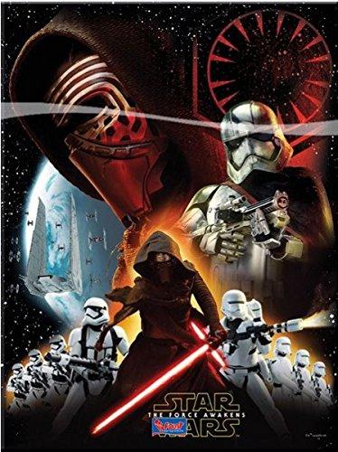1 piezas Star Wars cumpleaños con diseño de mantel de The ...