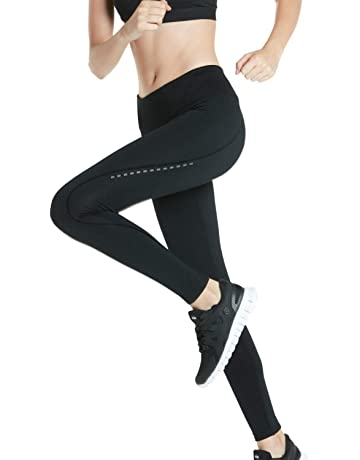 ff59ce0064fb9 TSLA Women's Thermal Wintergear Compression Baselayer Pants Leggings Tights