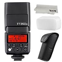 Godox Thinklite TTL TT350S Mini Camera Flash High Speed 1/8000s GN36 for Sony Mirrorless DSLR Camera A77II A6000 A6500 RX10 Series