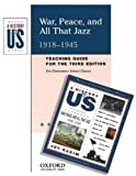 War, Peace, and All That Jazz, Joy Hakim, 0195168569