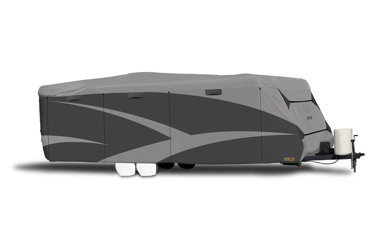 ADCO 52242 Designer Series SFS Aqua Shed Travel Trailer RV Cover - 22'1'' - 24' ,Gray by ADCO