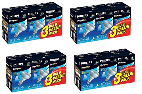 Philips 167718 DuraMax Long Life Reflector 12-pack