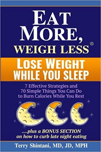 Why you lose weight when you sleep