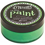 Ranger Dyan Reaveley's Cut Grass Dylusions Paint, 2 oz, Green