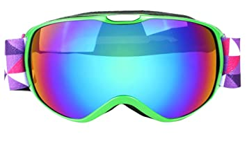 7698a5f201b Icegrey Ski Goggles Kids Polarized Anti Fog UV Protection Outdoor Sport  Eyewear Snow Goggles