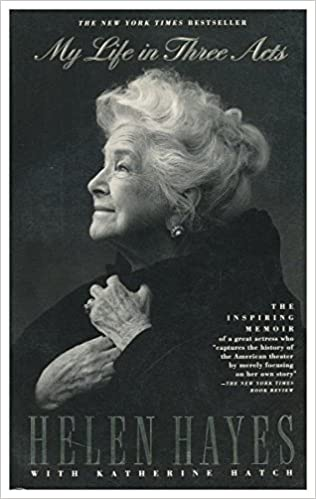 Download gratuito di libri audio completi My Life in Three Acts by Helen Hayes in Italian PDF MOBI 0671735373