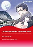 Untamed Billionaire, Undressed Virgin: Harlequin comics