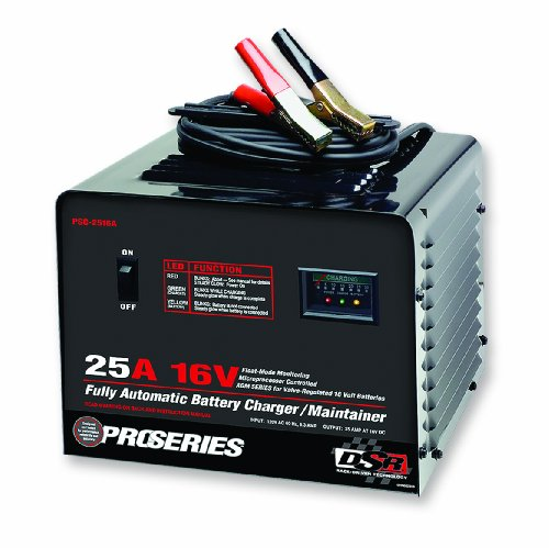 Proseries Battery Charger - 9