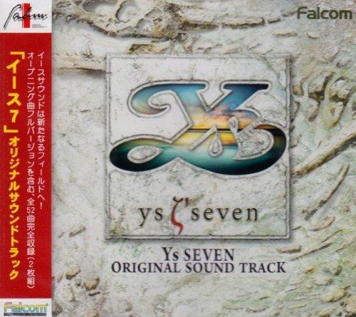 Ys Seven Original Soundtrack by N/A