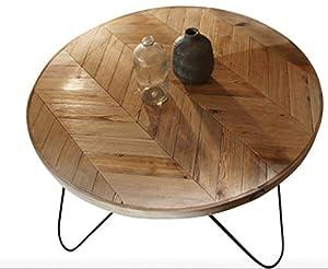 Flecha Round Coffee Table