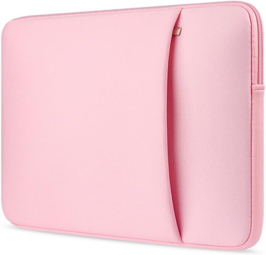 Daorier Housse PC Portable Sac Pochette Ordinateur Portable Zipper Cas pour MacBook Pro//MacBook Air 11 Pouces Gris