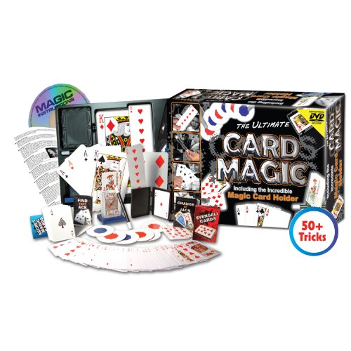 Price comparison product image Ultimate Card Magic-  DVD included