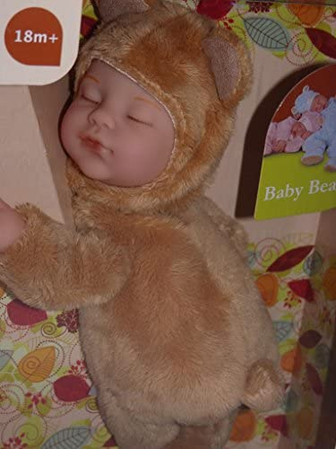 Anne Geddes Light Brown Baby Bear / Orsetto Marrone Chiaro