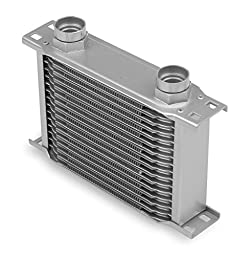 Earl\'s 21600ERL 16 Row Oil Cooler Core Grey