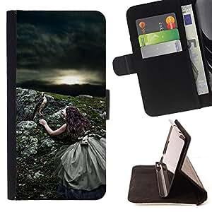 "For HTC Desire 626 626w 626d 626g 626G dual sim,S-type Naturaleza Sun Pájaro Tormenta de verano"" - Dibujo PU billetera de cuero Funda Case Caso de la piel de la bolsa protectora"