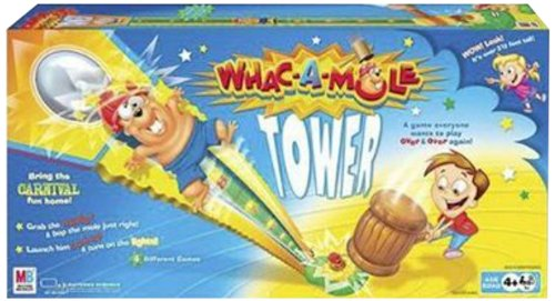 Hasbro Whac a Mole Tower
