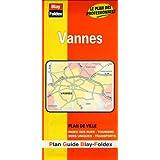 Plan de ville : Vannes (avec un index)